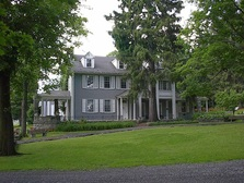Boal Mansion, Boalsburg, PA