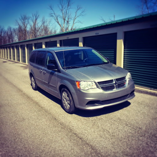 My new company provided whip...2014 Dodge Grand Caravan.