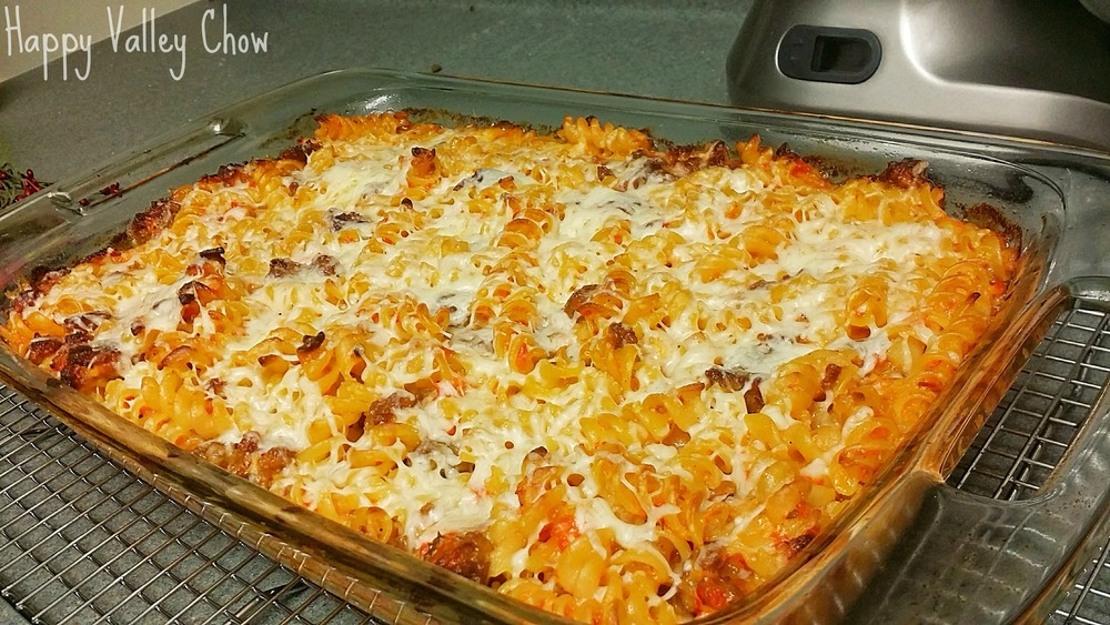 Sausage Red Pepper Cream Sauce Casserole.jpg