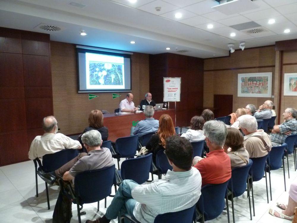 """Conferencia: """"Setas Tóxicas"""". El Corte Inglés 2012"""