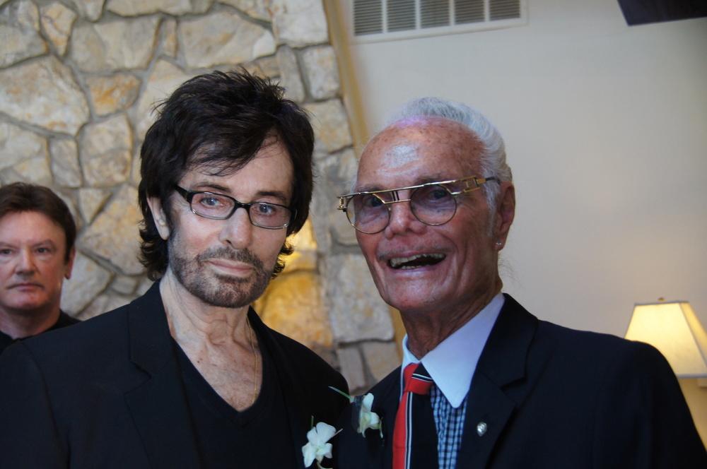 George Chakiris Married