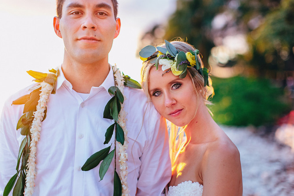 Our Wedding | Olowalu Plantation House | Maui, HI   Event Design & Planning (Day-of Coordination by For Love & Aloha)