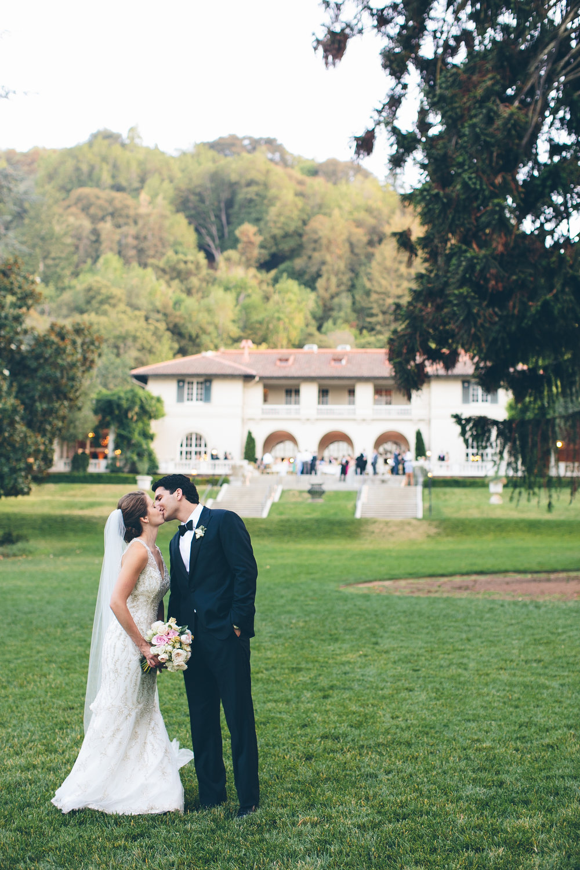 Megan & Neema | Villa Montalvo | Saratoga, CA   Event Design & Planning, Signage