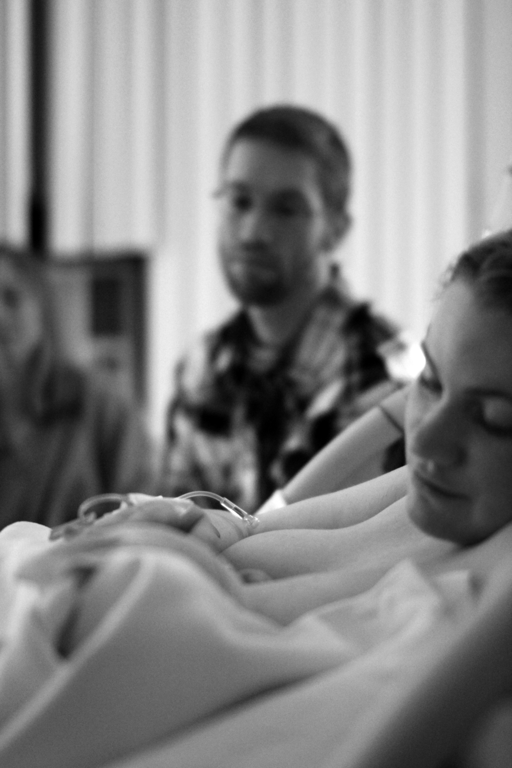 Discovering their baby after birth in Greenfield MA