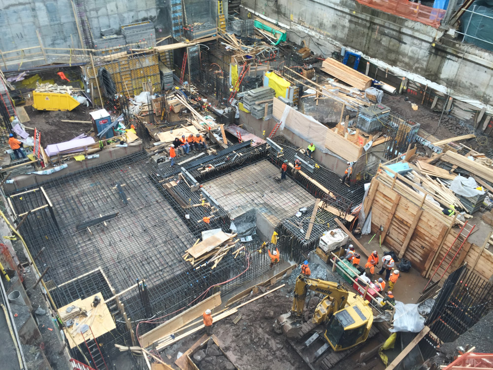15 Hudson Yards site