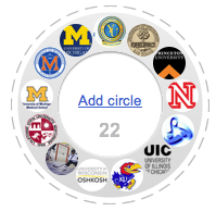 Higher Ed circle