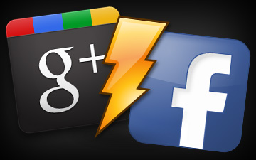 Google Plus vs Facebook