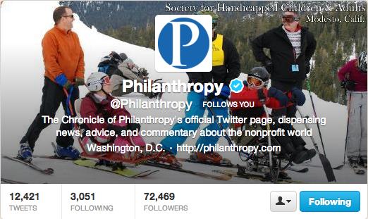 @Philanthropy
