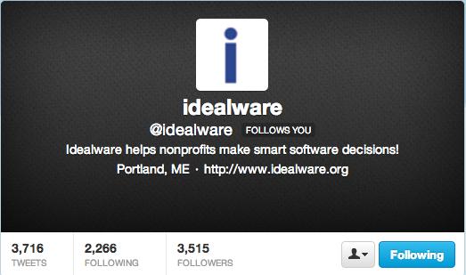 @Idealware