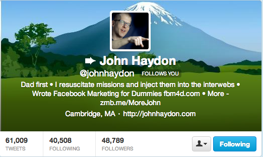 @JohnHaydon