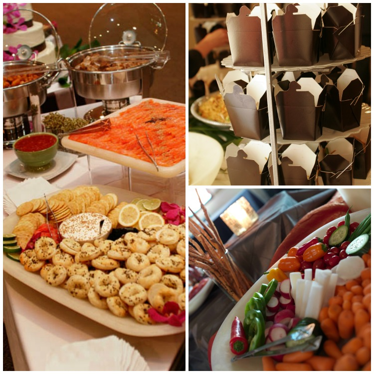How To Host A Fabulous Cocktail Wedding Reception Devour Catering