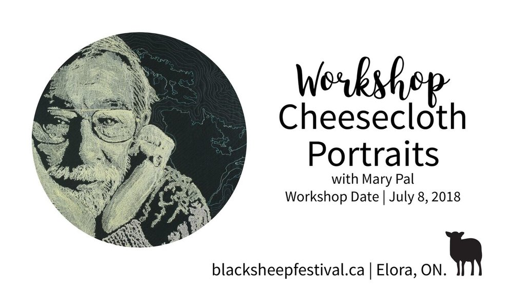 Hope you can join me in Elora in July for this one-day workshop!