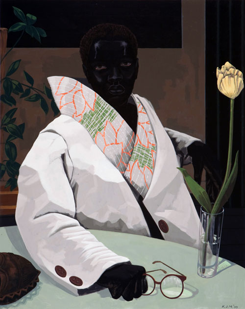 Kerry James Marshall at Simone Brewser