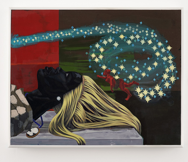 Kerry James Marshall at Simone Brewster