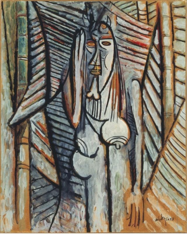 The Murmur  , 1943 Wifredo Lam