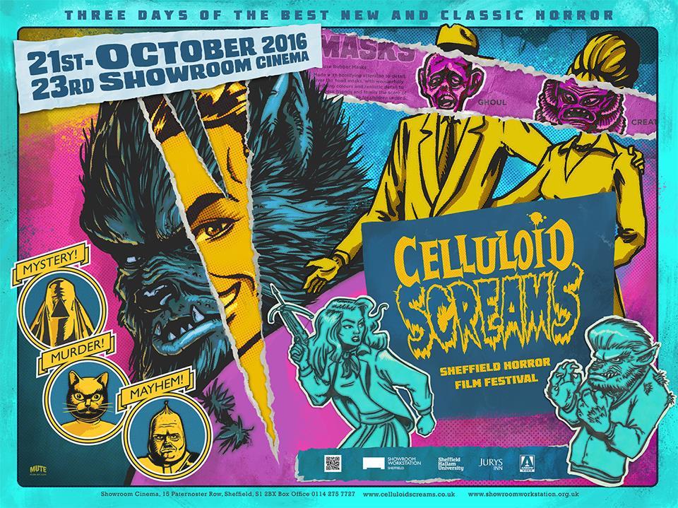Celluloid Screams 2016 Announced