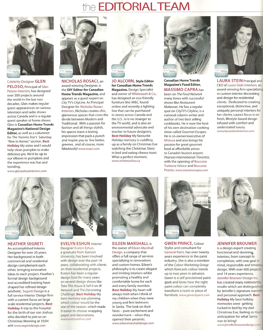 Canadian Home Trends Autumn 2013 Editorla Team.jpg