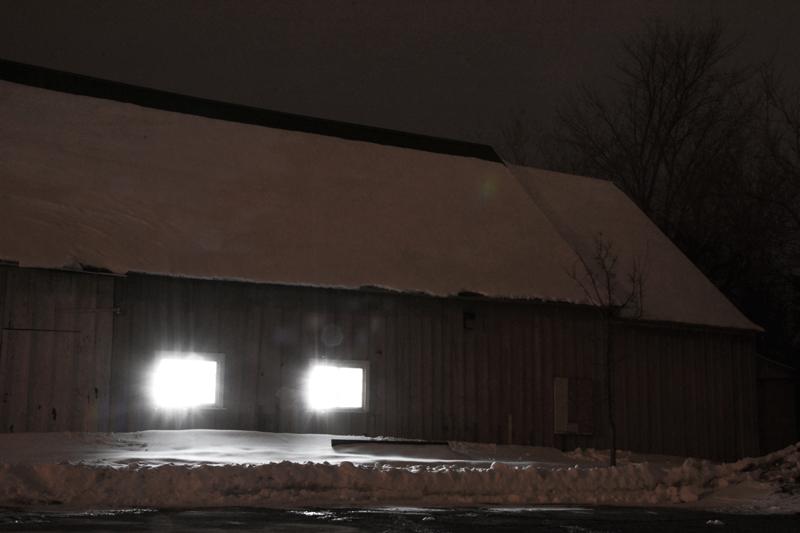 Second part: Daylight 9:28 + 15:40 - Le théâtre dans la grange