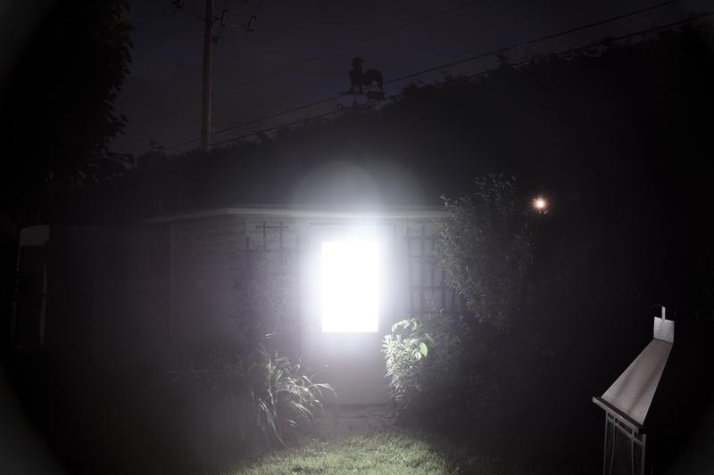 Fifth part: Daylight 13:21 - La cabane de jardin