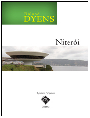 Chromaduo collection - Niterói - Roland Dyens