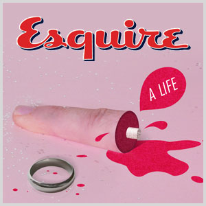 Esquire Book Covers