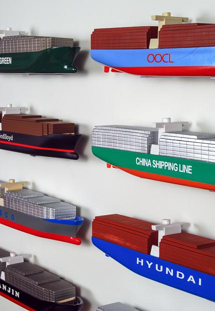 Eight Ships, 2008