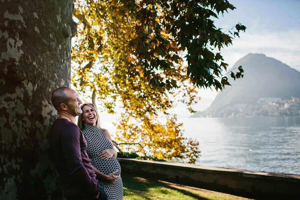 Fotografo gravidanza Tessin Egle Berruti - Parco Ciani.jpg