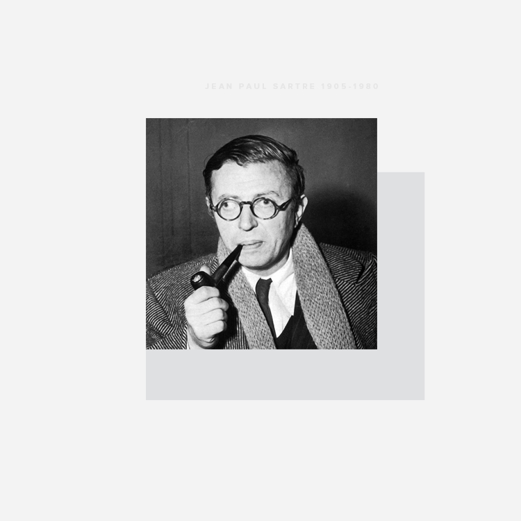 Sartre Quotes in French Jean Paul Sartre Was a French