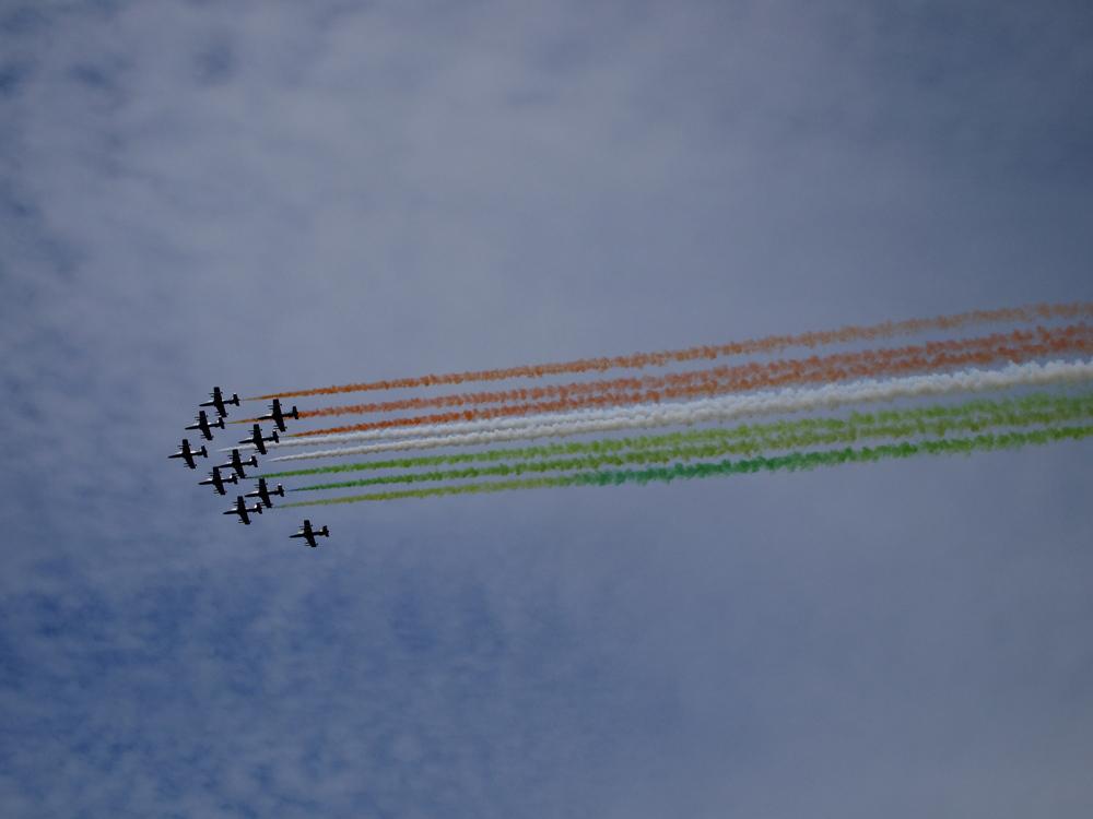 frecce tricolori rome experience