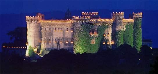 Castle of Bracciano
