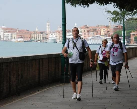 Nordic City Walk Venice and Rome