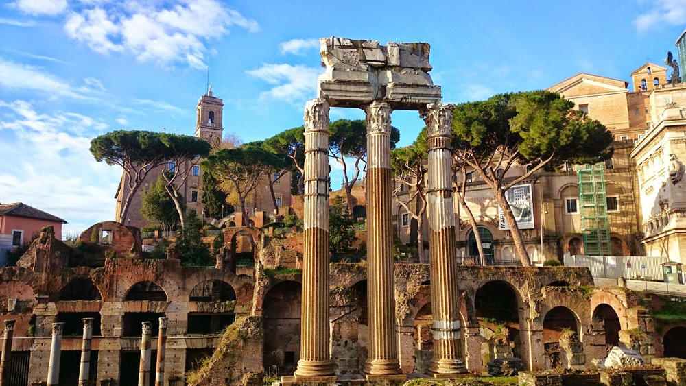 The Roman Forum in Rome, Italy — by Roma Experience