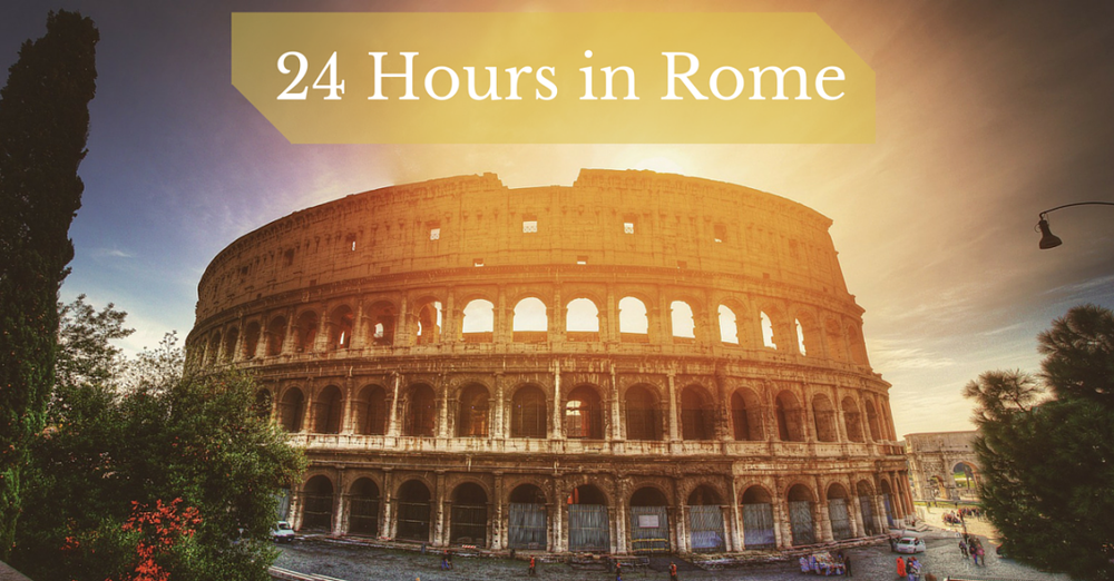 See Rome In One Day