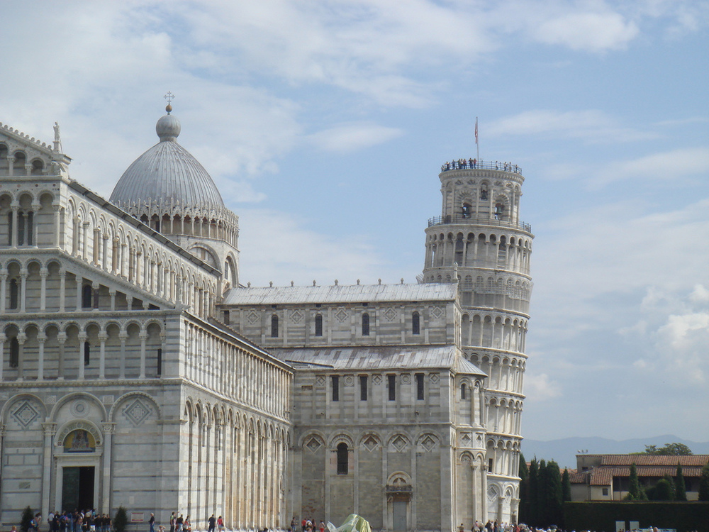 Miracles Square in Pisa Tour