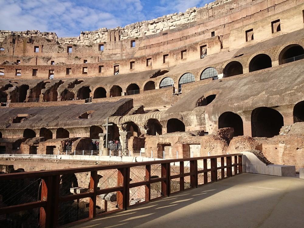 Colosseum Arena in Roma