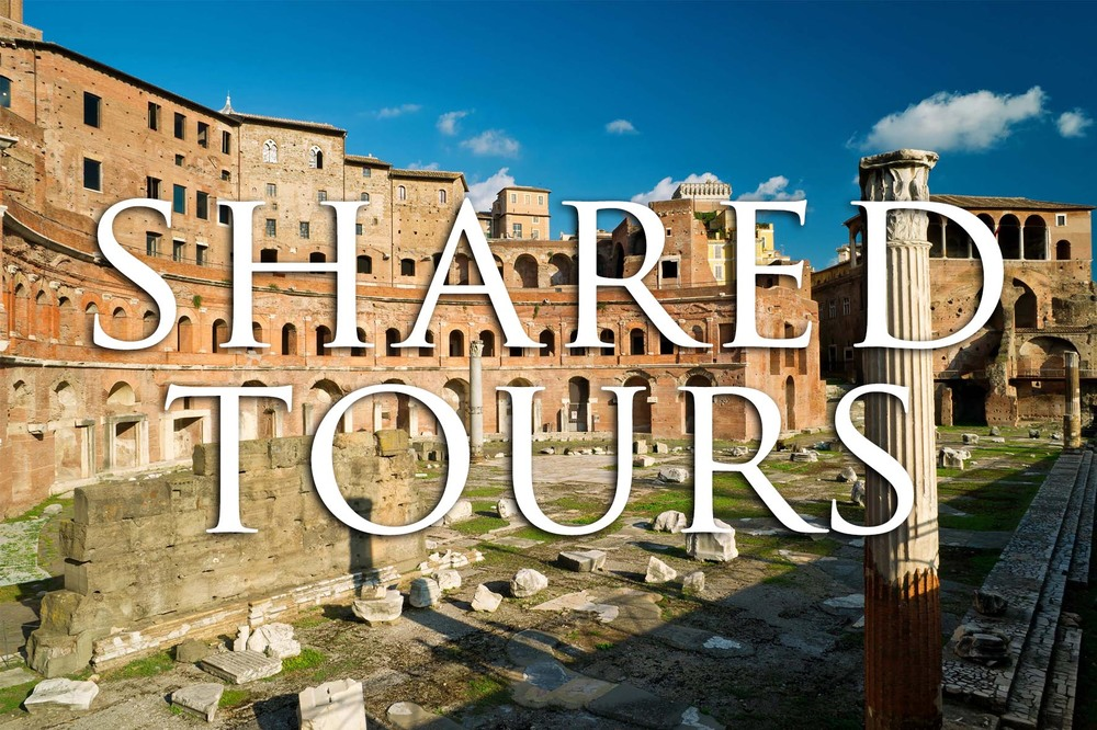 Rome Shared Tours