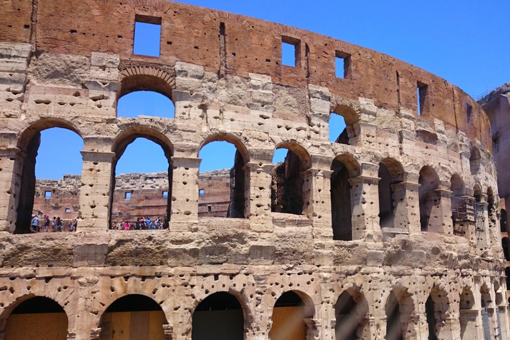 Explore the Colosseum, one of the most magnificent and fascinating amphitheaters in the world
