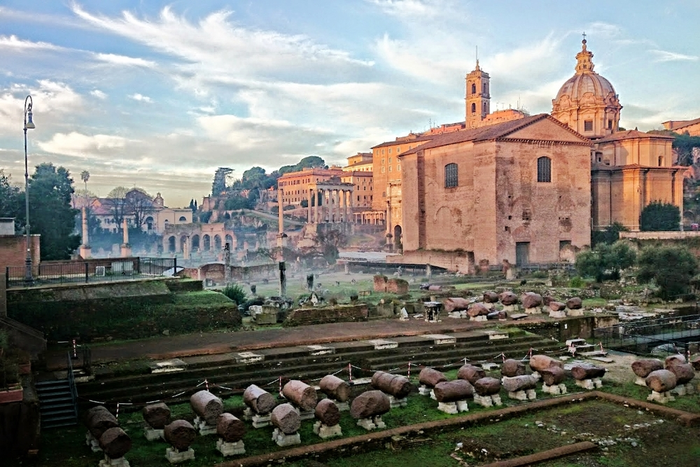 The Roman Forum is just one of the most incredible sites you will visit in Rome. Choose the right guide, trust the experience.