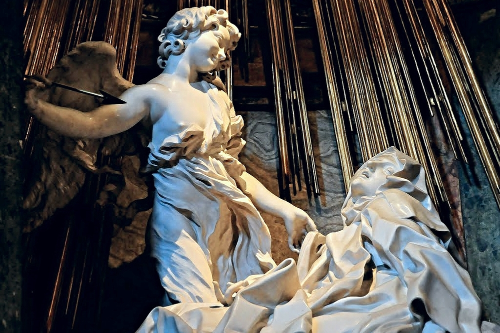Bernini's Ecstasy of Saint Teresa