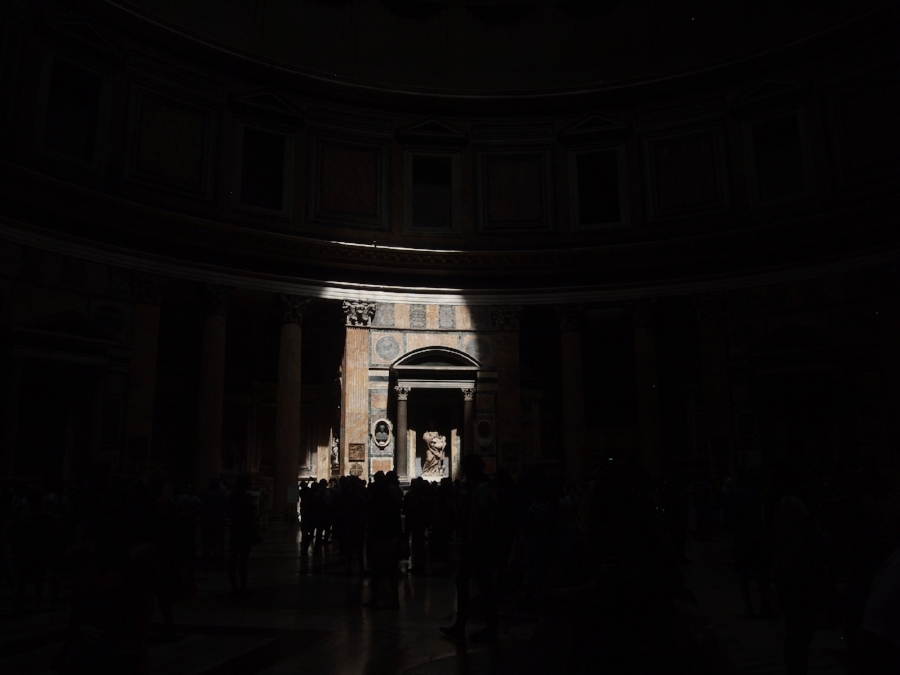 rome-tour-inside-the-pantheon