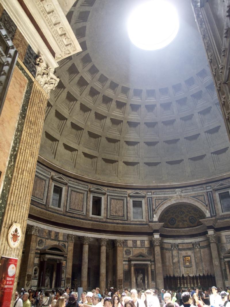 tour-of-rome-pantheon-inside