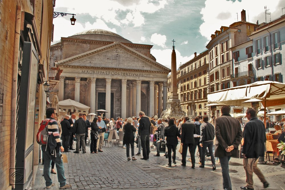 Tour in Rome City Center