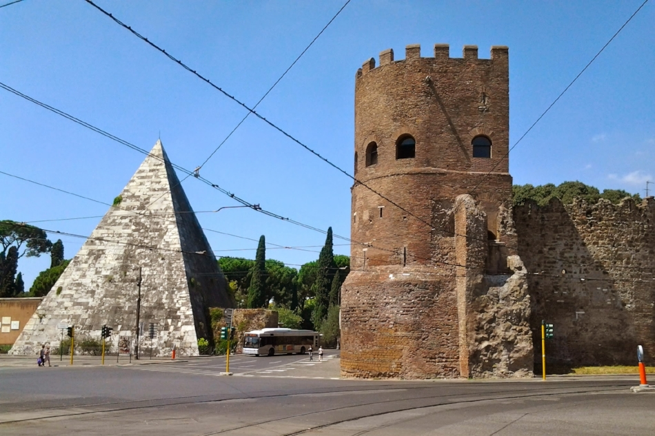 Tours of Rome: Testaccio