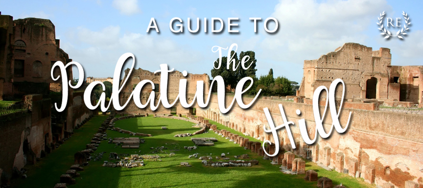 A guide to the palatine hill