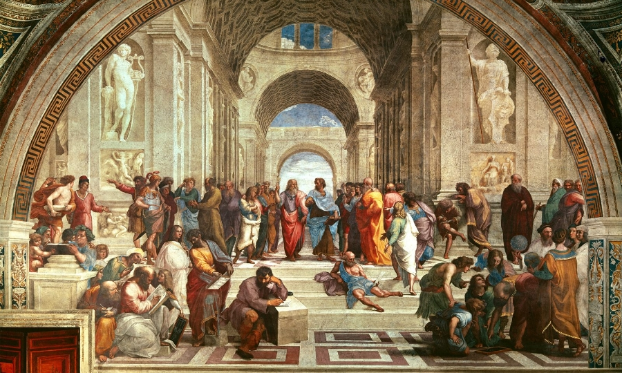 school-of-athens-vatican-tours