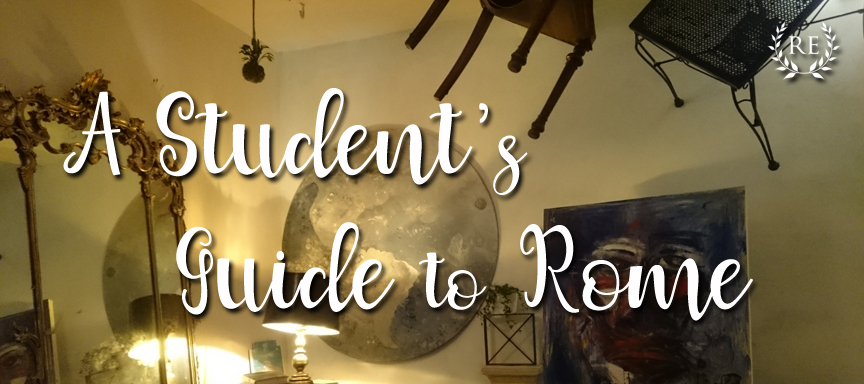 A student's Guide to Rome