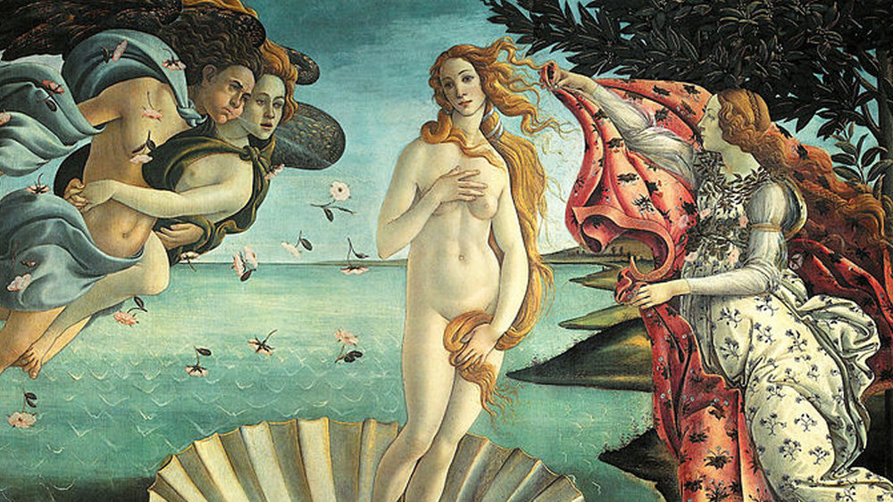 Uffizi Gallery Tour Tickets - Birth of Venus by Botticelli