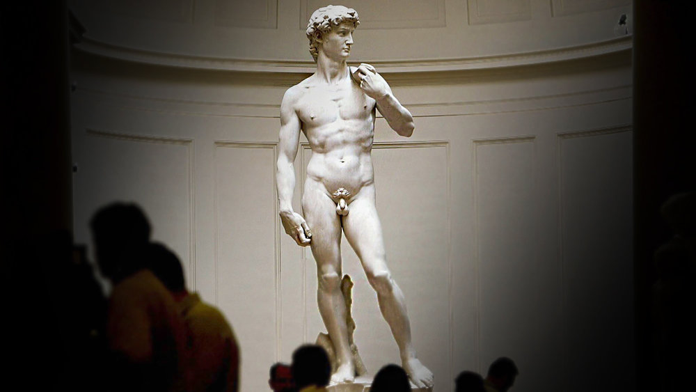 Michelangelo's David Tour Florence