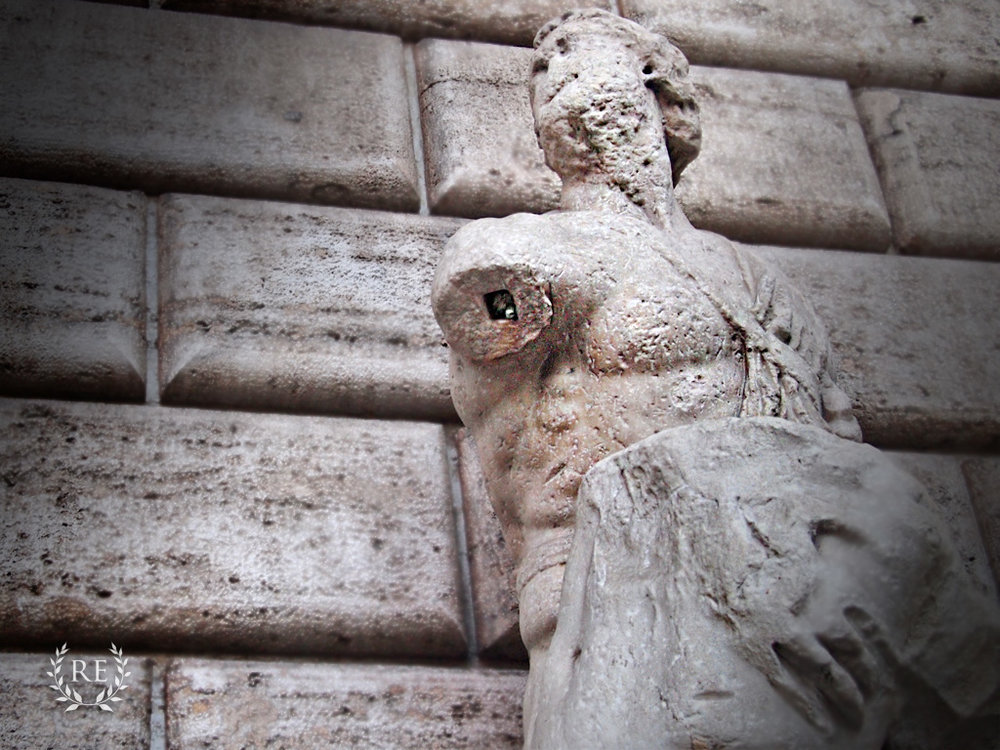 Tour in Rome, Talking Statues, Pasquino