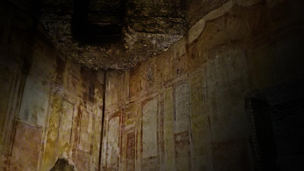 Domus Aurea frescoes, Nero's Golden House